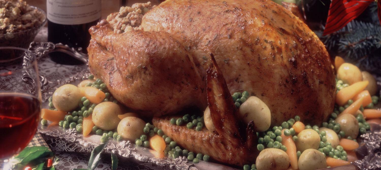 Dinde de Noël et Farce Traditionnelle