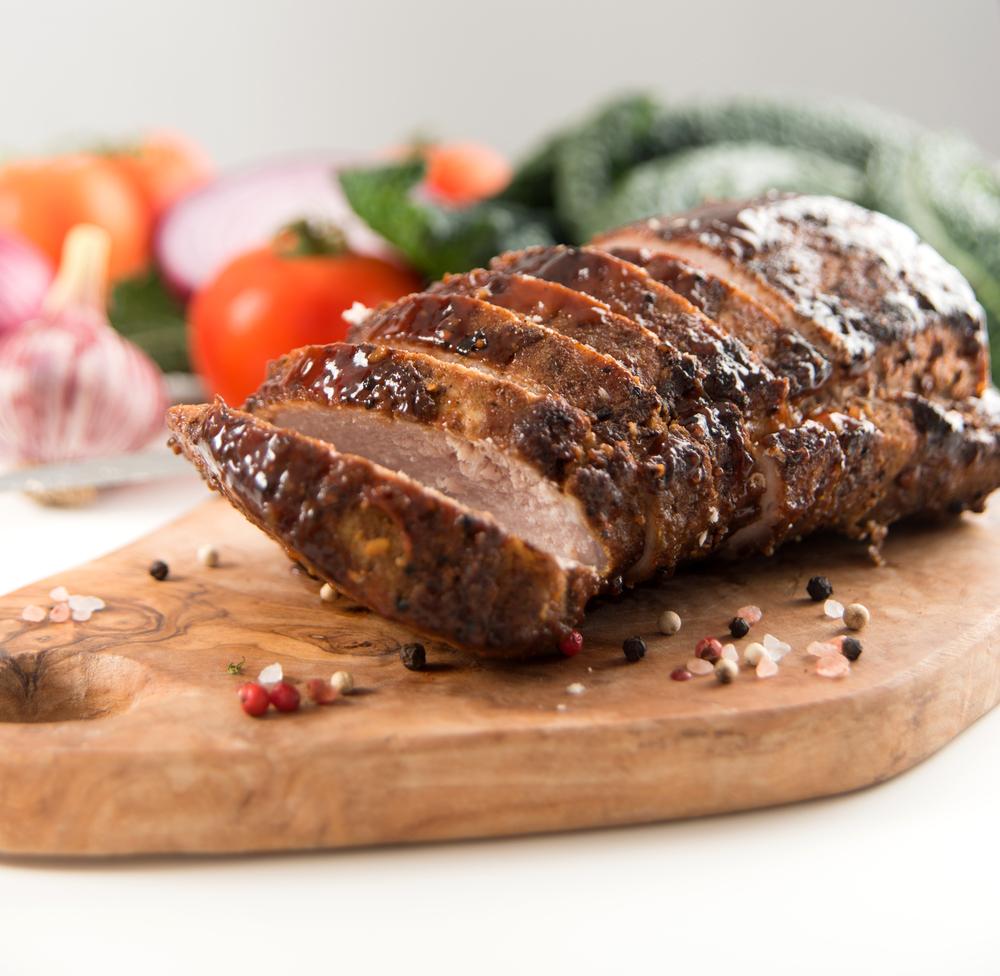 Filet de Porc Enrobé d'Épices