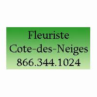 Logo Fleuriste Côte-des-Neiges