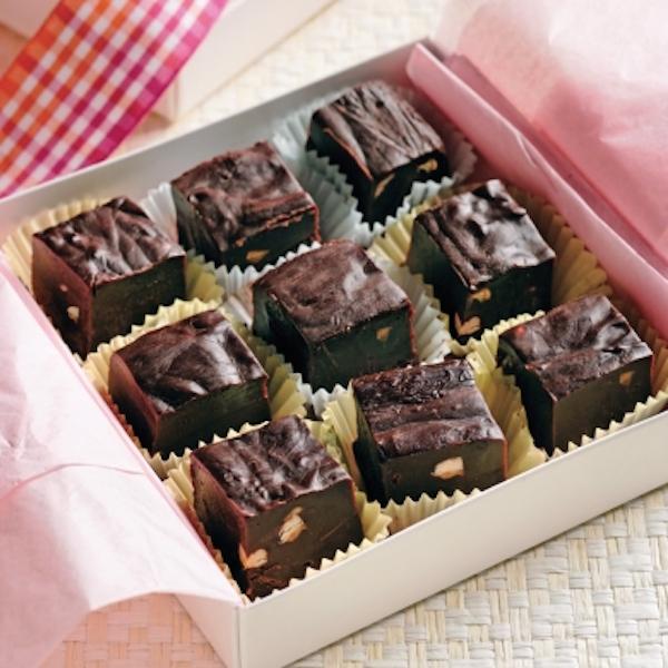 Fudge au Chocolat Suisse