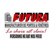 Logo Futura Manufacturier de Portes et Fenêtres