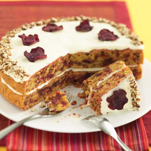 Gâteau aux Betteraves, Glaçage à la Mascarpone