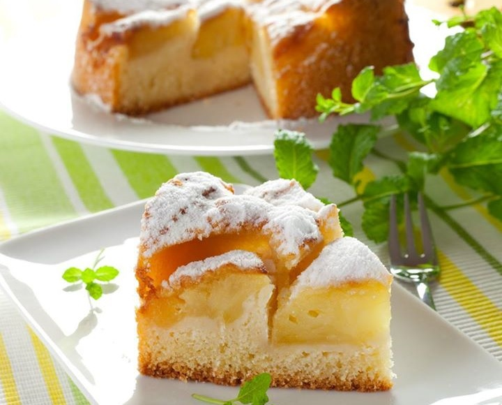Photo Recette Gâteau aux Pommes à L'Armagnac
