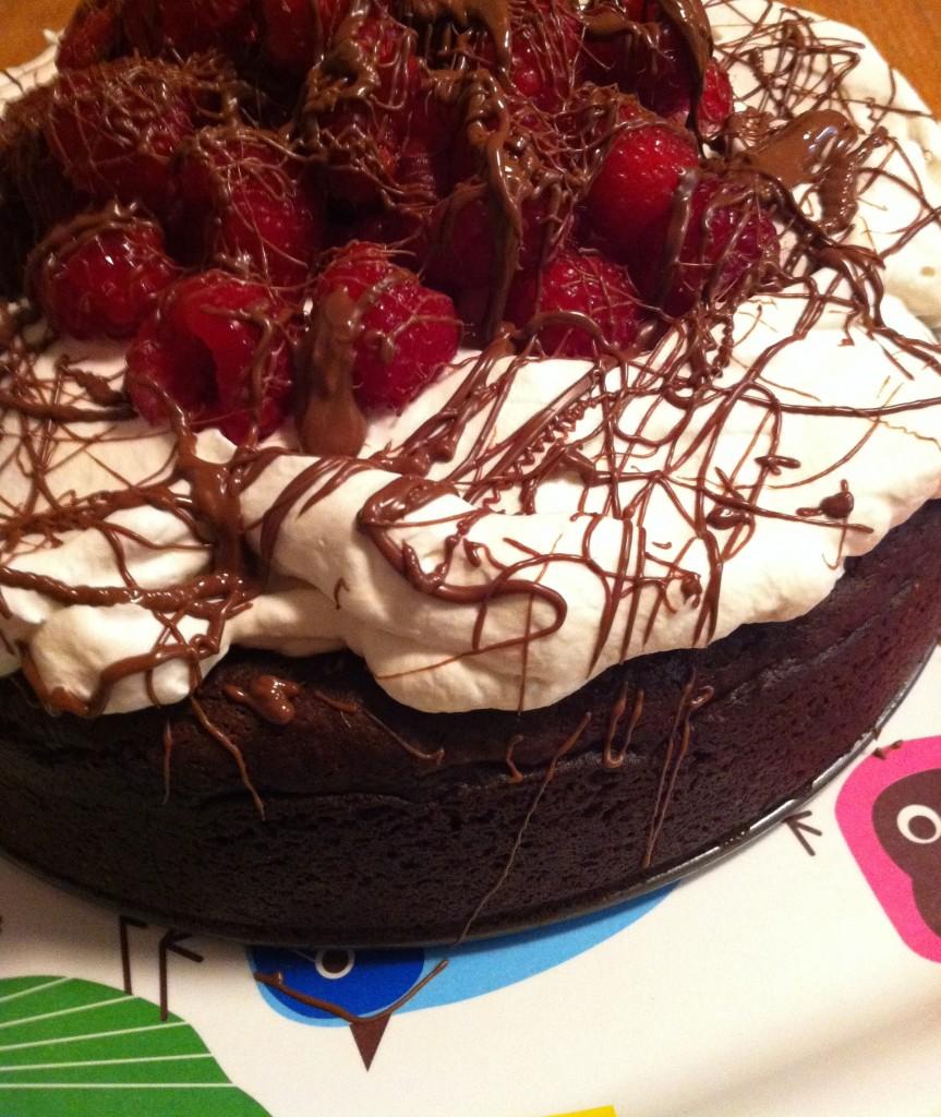 Gâteau Trésor double chocolat