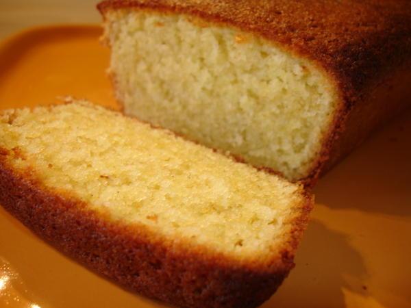 Gâteau au Yaourt et Vanille
