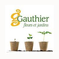 Logo Gauthier Fleurs et Jardins