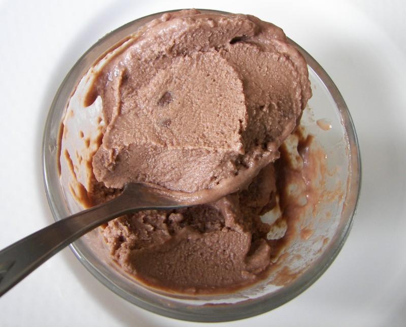 Photo Recette Glace au Nutella