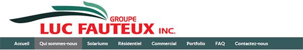 Groupe Luc Fauteux en ligne
