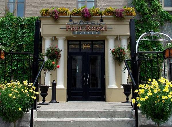 Hôtel le Port-Royal