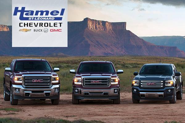 Hamel Chevrolet Buick GMC en Ligne