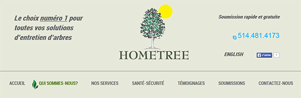 Home Tree en Ligne