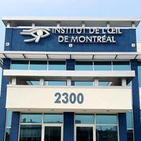 Institut de l'Oeil de Montréal Montréal 2300 Boulevard Marcel-Laurin