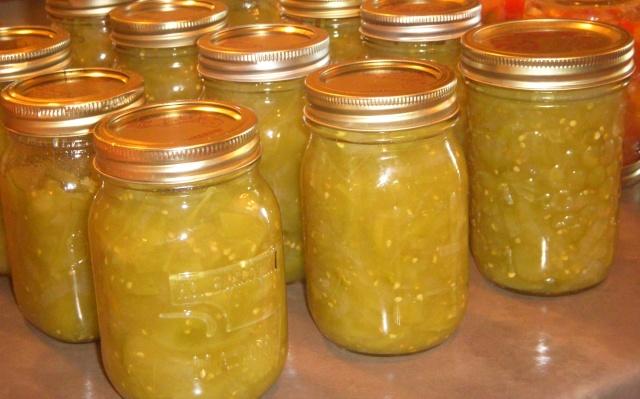 Ketchup Vert de Ma Mère