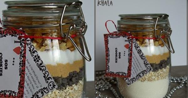 Kit Cookies Fait Maison à Offrir pour les Fêtes
