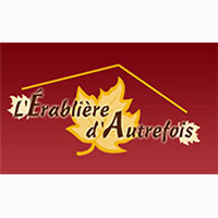 Logo L'Érablière d'Autrefois