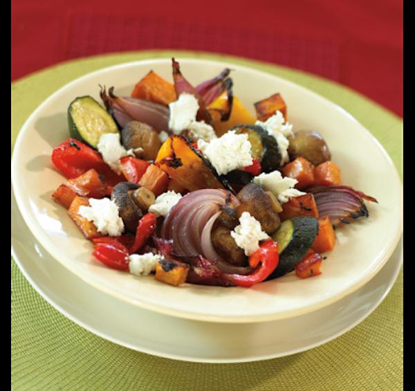Recette l gumes grill s au four circulaire en ligne - Recette legumes grilles au four ...