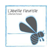 Logo Fleuriste l'Abeille