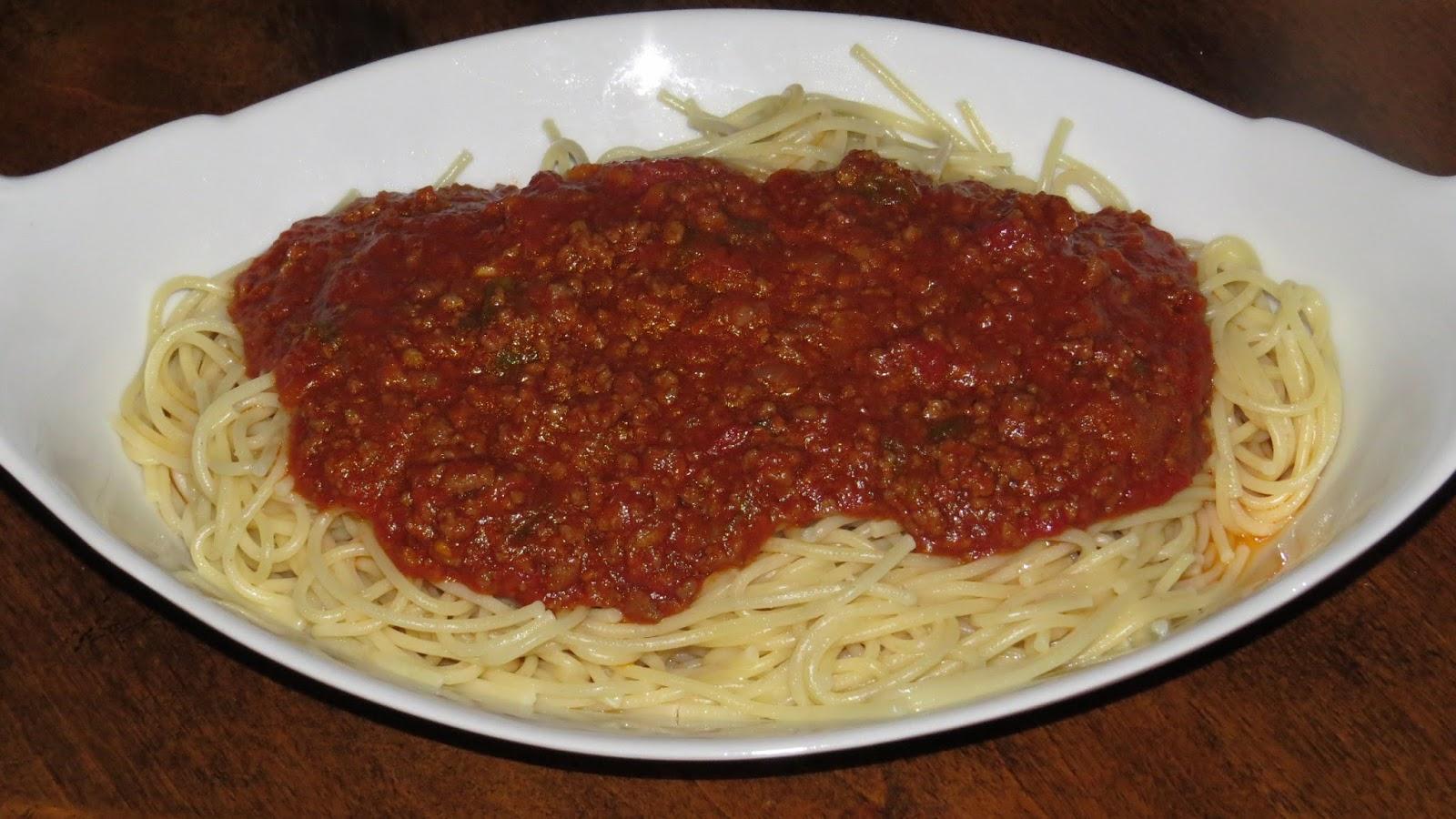 La Meilleure Sauce à Spaghetti