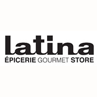 Logo Latina Épicerie Gourmet Store