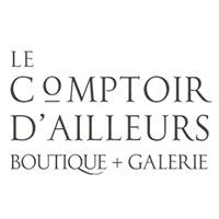 Le Comptoir D'ailleurs - Boutique + Galerie - logo