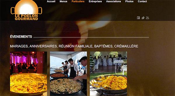 Le Poêlon Gourmand en ligne