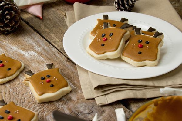 Les Plus Beaux Biscuits Au Sucre!