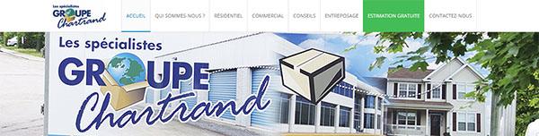 Les Spécialistes Groupe Chartrand en ligne