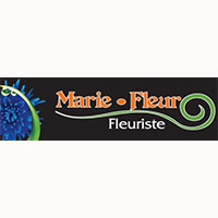 Logo Fleuriste Marie Fleur