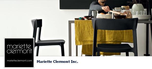 Mariette Clermont Meubles Accessoires Décoration en ligne