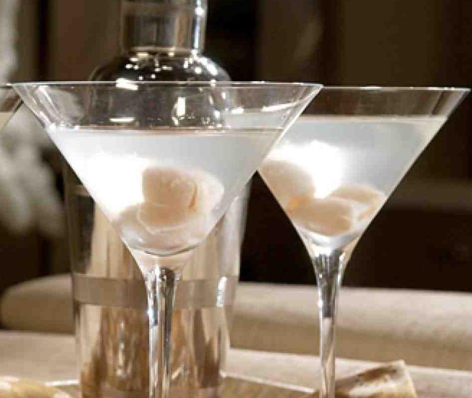 Martini aux Litchis