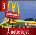 McDonald's à Notre Sujet