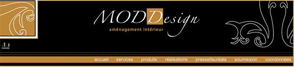 Mod Design en ligne