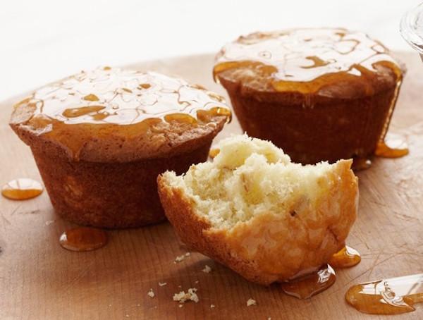 Muffins à L'avoine D'or