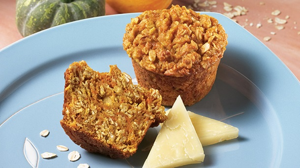 Muffins aux Courges
