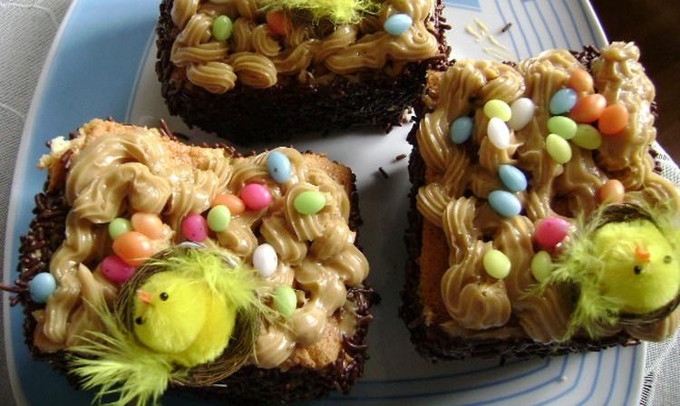 Photo Recette Nids de Pâques