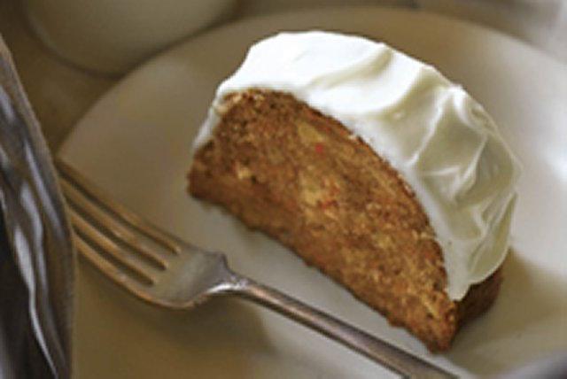 Photo Recette Notre Meilleur Gâteau aux Carottes avec Glaçage au Fromage à la Crème