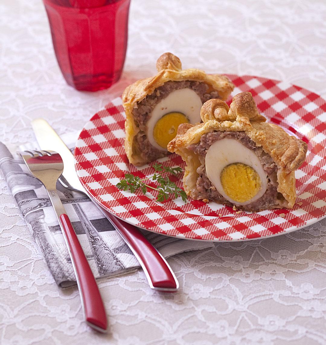 Pâtés de Pâques Berrichon Individuels
