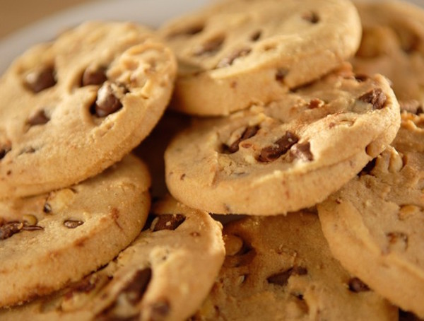 Photo Recette Peanut Butter rapide Chocolate Chip Cookies