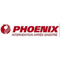Logo Phoenix Intervention Après Sinistre