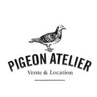 Logo Pigeon Atelier