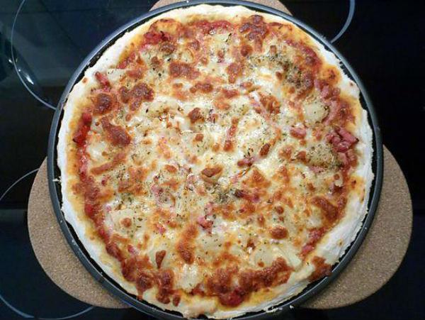 Pizza Hawaienne façon PetitPatapon