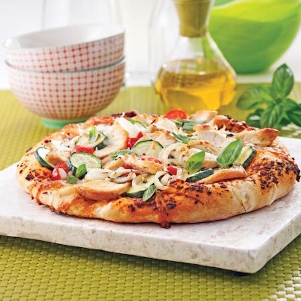Photo Recette Préparer une Pâte à Pizza en 6 Étapes