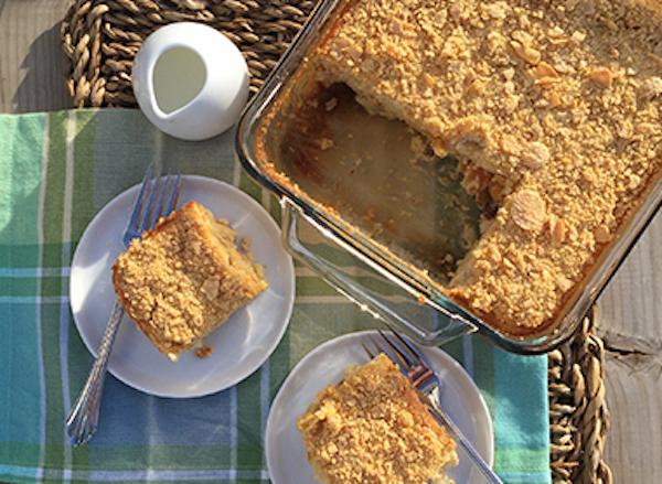 Pudding Cuit au Four