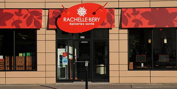 Rachelle-Béry Épiceries et boutiques santé