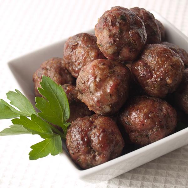 Ragoût de Boulettes Réinventés, Sauce Crémeuse au Yogourt