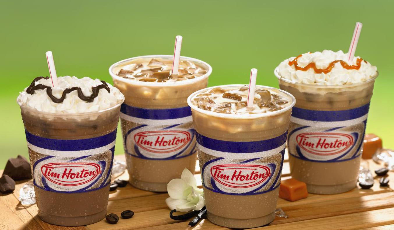 Recette Cappuccino Glacé (style Tim Hortons)
