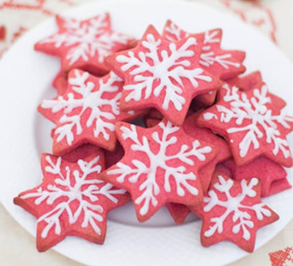 Recette Gâteaux Flocons