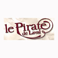 Logo Restaurant le Pirate de Laval