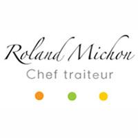 Logo Roland Michon Chef Traiteur