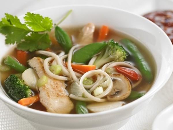 Soupe Repas à la Chinoise